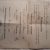 Meisterbrief aus 1932